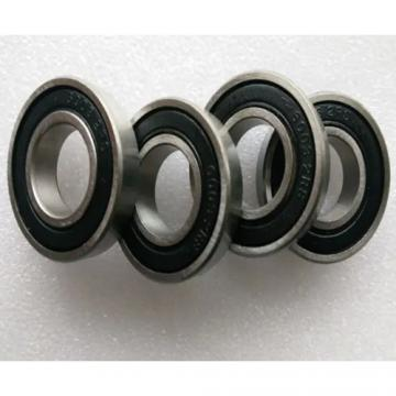 ISO 3811-2RS angular contact ball bearings